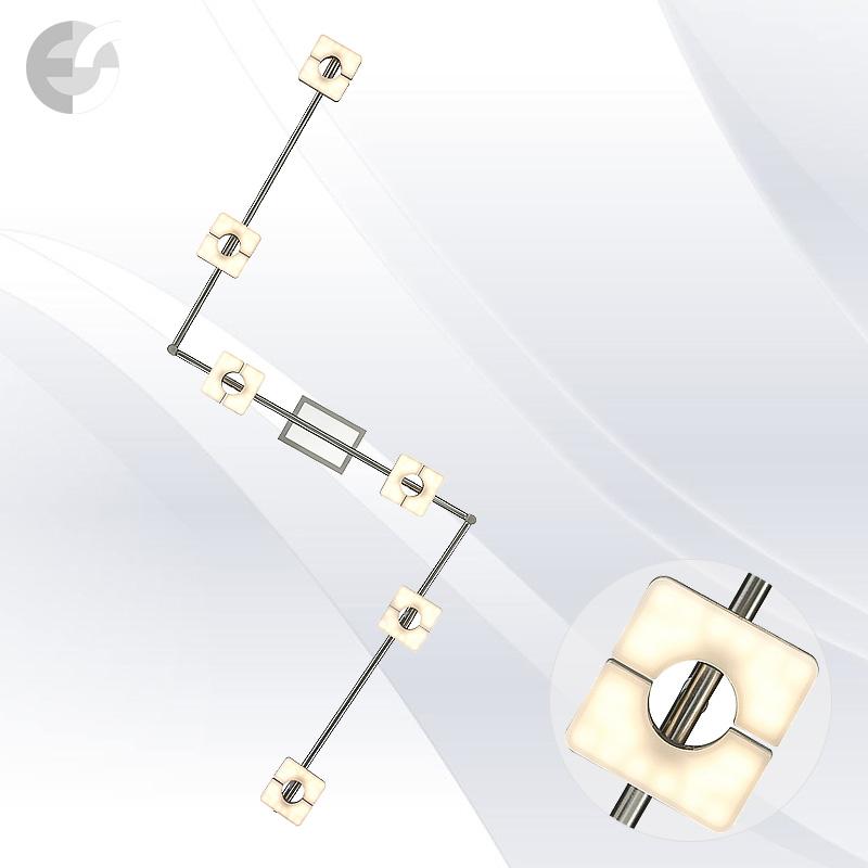 Spoturi LED SQUARE 762020-6