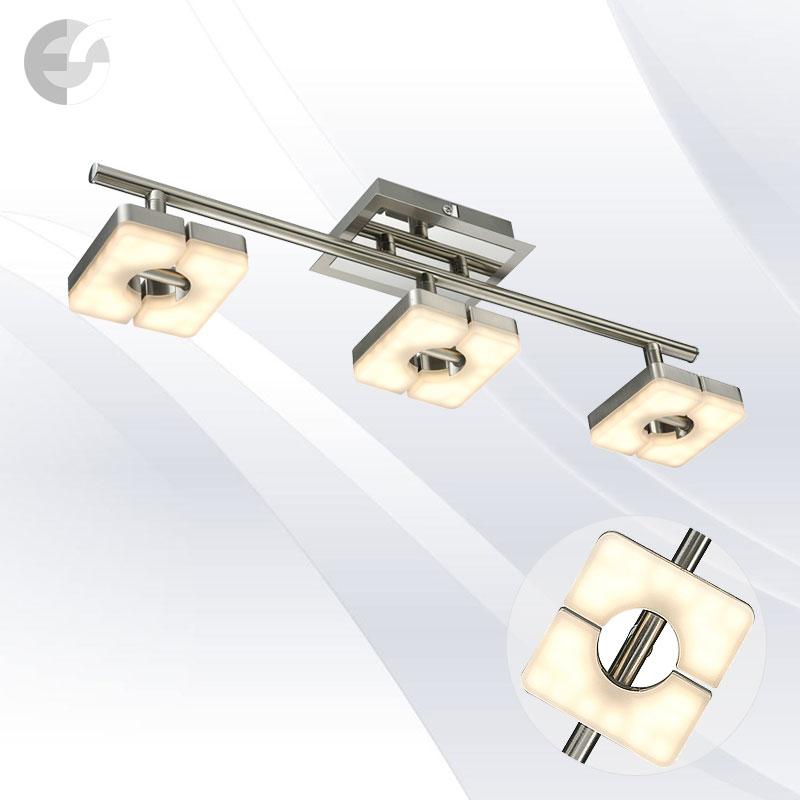 LED Spot - corpuri de iluminat SQUARE 762020-3