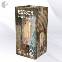 Винтидж к-ка Edison 60W E27 От Електро Стил ООД