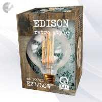 900522 -  Bec Vintage Edison 60W E27 Globe