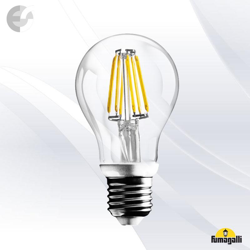 LED крушка 6W E27 2700K 670lm