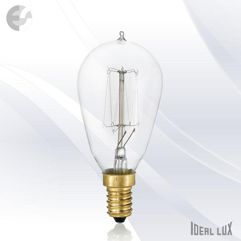 Декоративна крушка 40W E14 2000K 130Lm От Електро Стил ООД