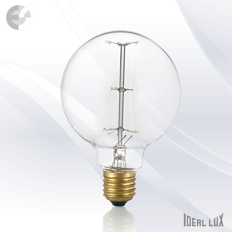 Декоративна крушка GLOBO 25W Е27 60Lm От Електро Стил ООД