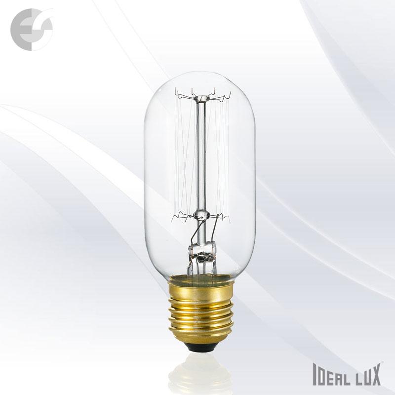 Декоративна крушка BOMB 25W E27 2000K 60Lm От Електро Стил ООД
