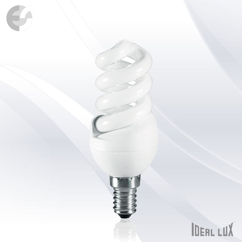 Енергоспестяваща крушка SPIRALE 9W E14 2700K 420Lm От Електро Стил ООД
