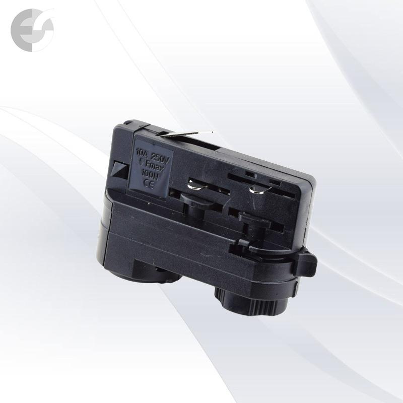 Адаптор за прожектор 4L-шина(3L04HGT402-BK)