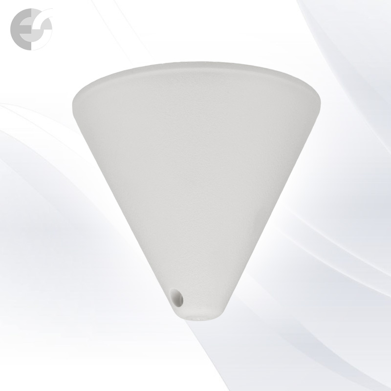 Конус PVC за пендел към таван бял От Електро Стил ООД