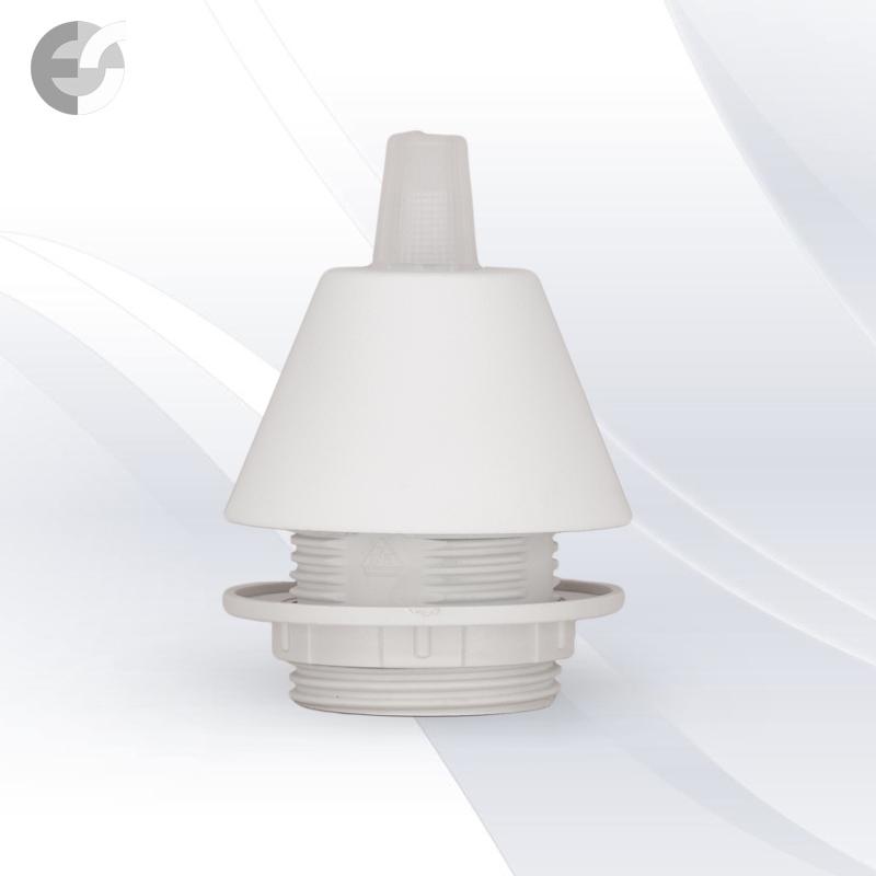 Конус PVC за пендел към фасунга бял От Електро Стил ООД