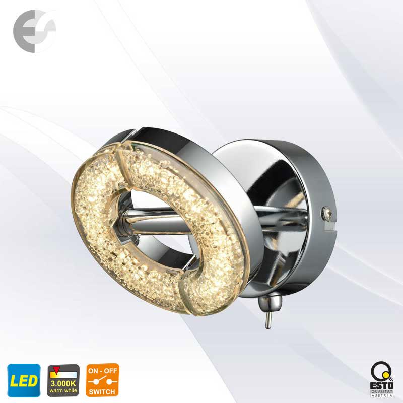 LED Spoturi - lampi de perete SEMIC 762040-1