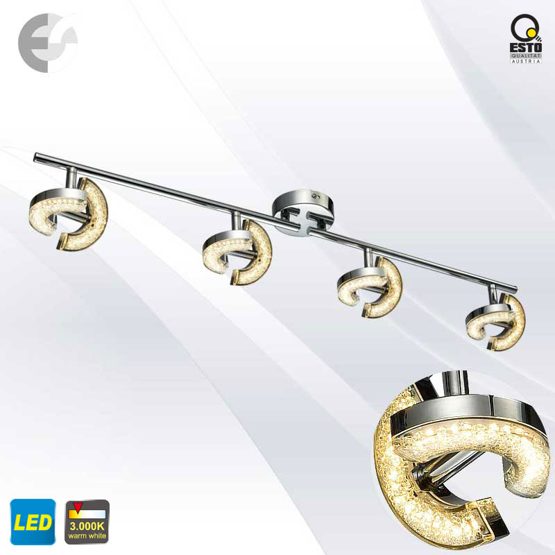 LED Spoturi - lampi de perete SEMIC 762040-4