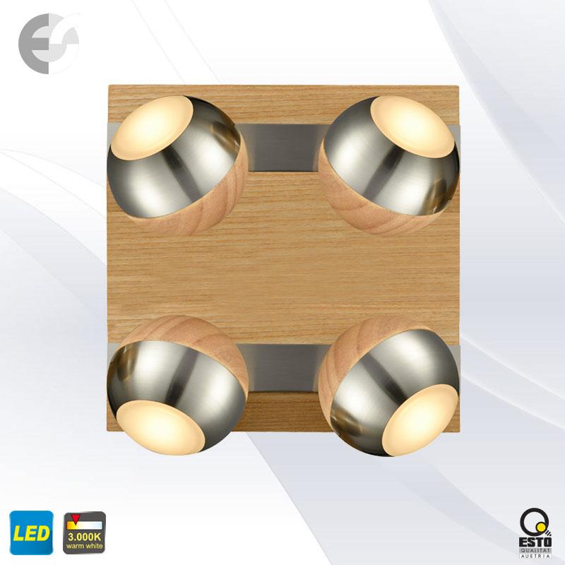 LED Spot - corpuri de iluminat VERUS 762032-4