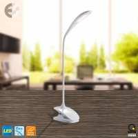 LED лампа с щипка BELLO бяла От Електро Стил ООД