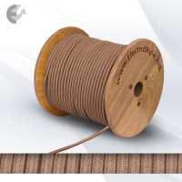 Текстилен кабел зебло 2х0.75 От Електро Стил ООД