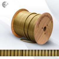 PVC златен кабел 2х0.75 От Електро Стил ООД