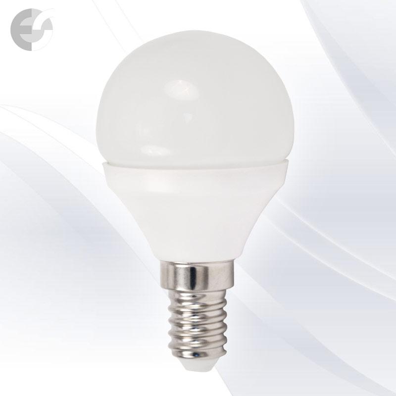 LED крушка сфера мини 4W E14 320Lm 4000K От Електро Стил ООД