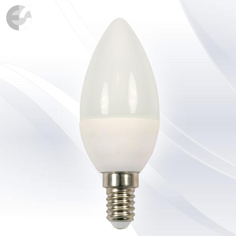 LED крушка свещ E14 4W 320Lm 3000K(89522)