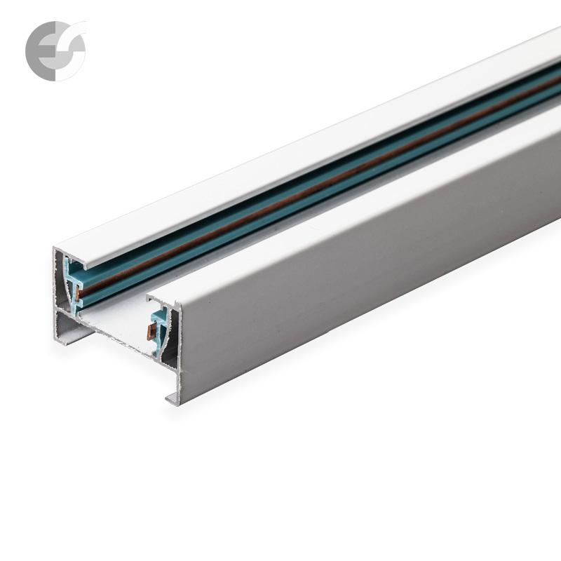 Тоководеща 2-линейна шина 1м Track System(2L1M-WH)