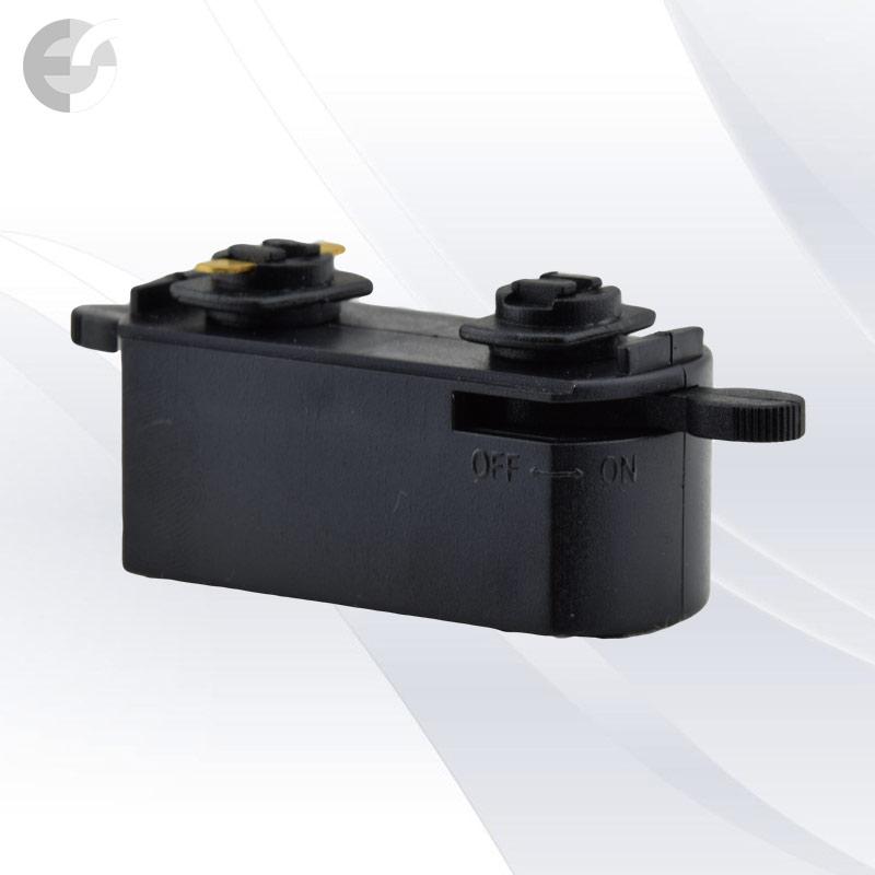 Съединител mini 2-линейна шина(2LC201-BK)