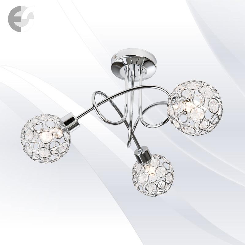 Plafoniere cristal LARGO 64340306