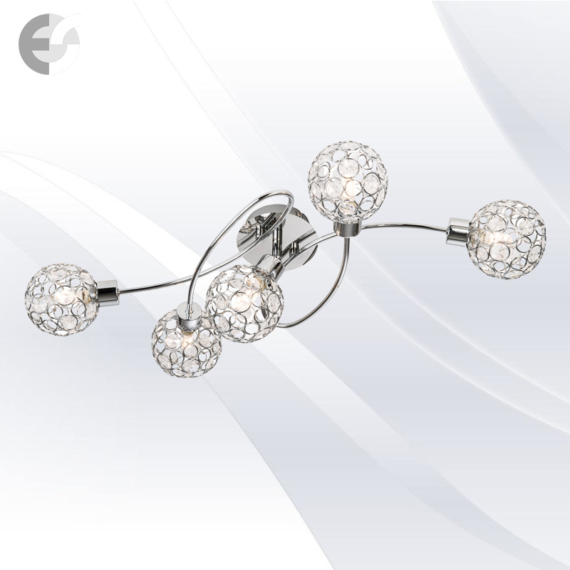 Plafoniere cu cristal LARGO 64340506
