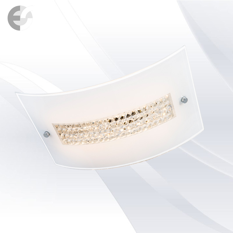 LED Plafoniere cristal GLOSSY