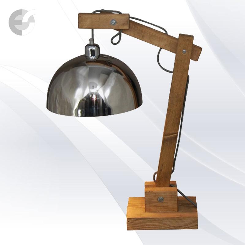 Настолна лампа в индустриален стил - HERTA