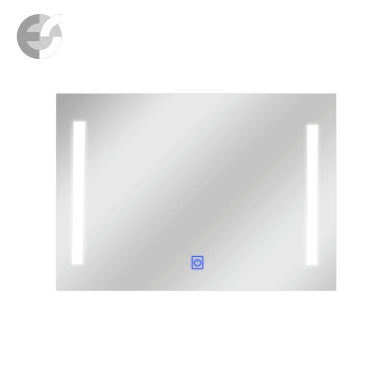 LED светещо огледало IP 44 с TOUCH-бутон за вкл. и изкл. От Електро Стил ООД