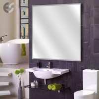 Огледало 90 х 90 х 3 см с алуминиева рамка  От Електро Стил ООД