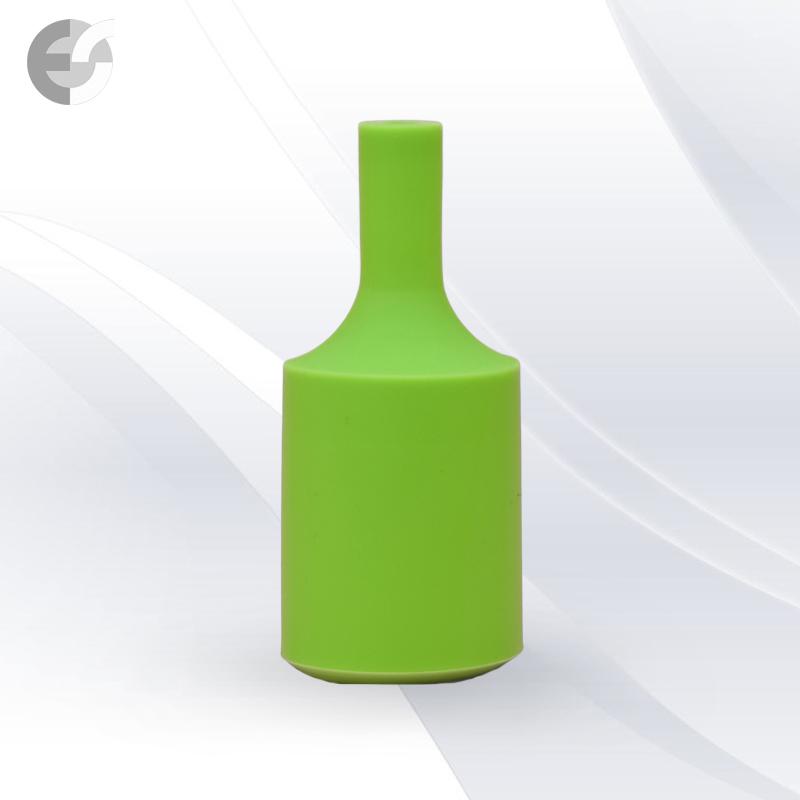 Силиконова декорация за фасунга FlexDown - зелена От Електро Стил ООД