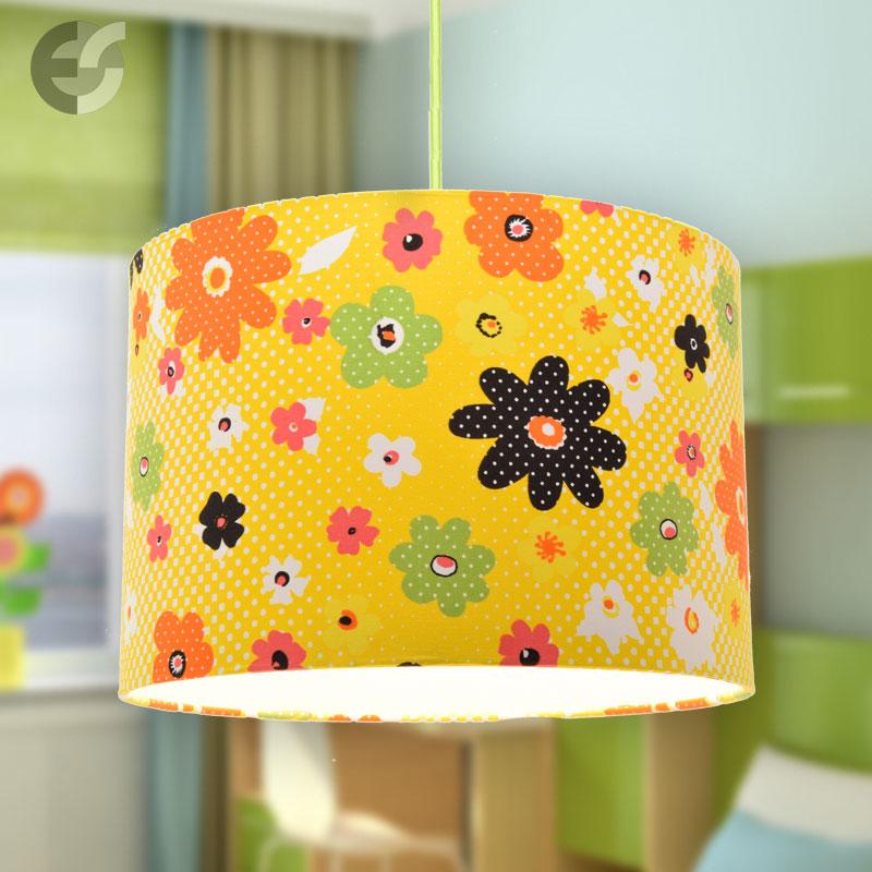Lustra camera copii Flowers