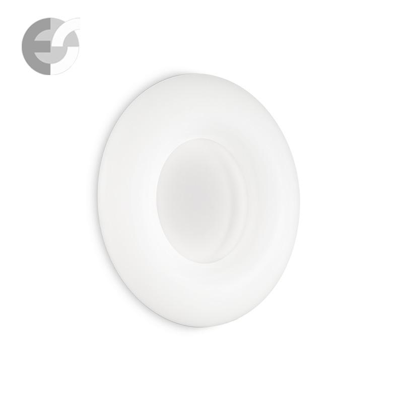 Осветително тяло - LED Плафон POLO в бяло | D: 45 см От Електро Стил ООД