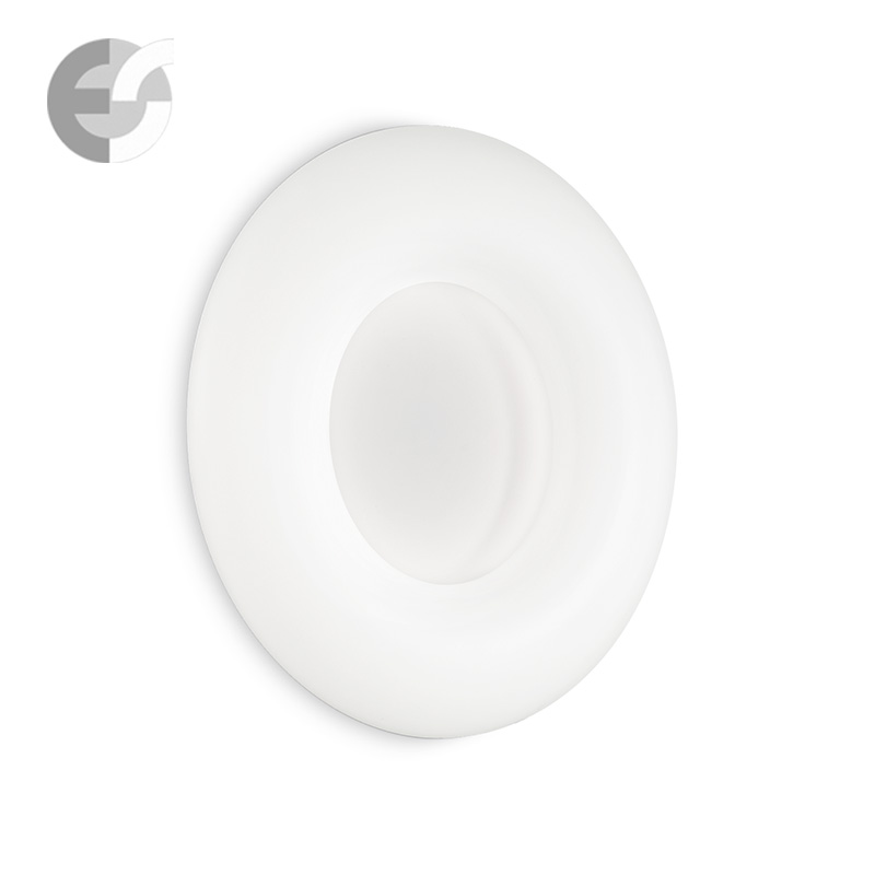 Осветително тяло - LED Плафон POLO в бяло | D: 60 см От Електро Стил ООД