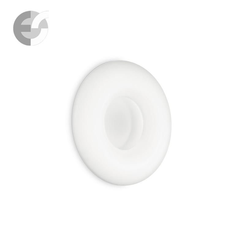 Осветително тяло - LED Плафон POLO в бяло | D: 30 см От Електро Стил ООД