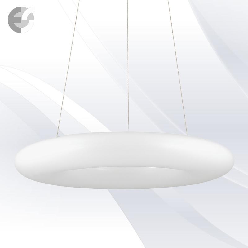 Осветително тяло - LED Плафон POLO в бяло | D: 45. 5 см От Електро Стил ООД