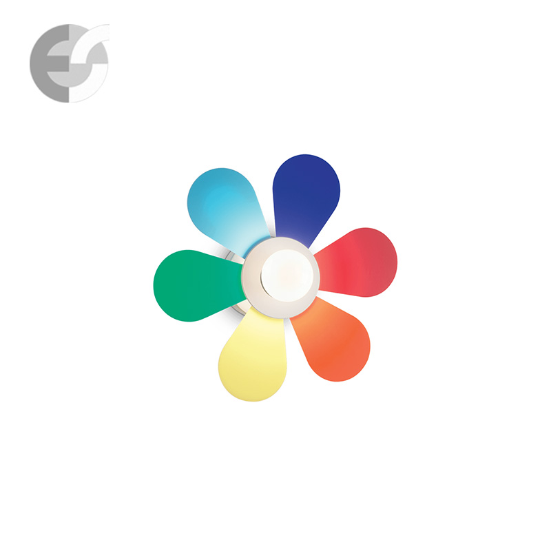 Аплик - детски лампи FLOWER(141329)