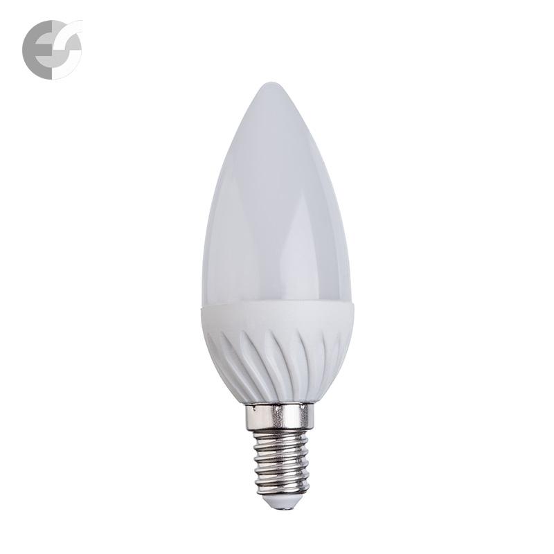 LED (диодна) крушка, свещ, 3W, E14, 3000K, 300lm От Електро Стил ООД