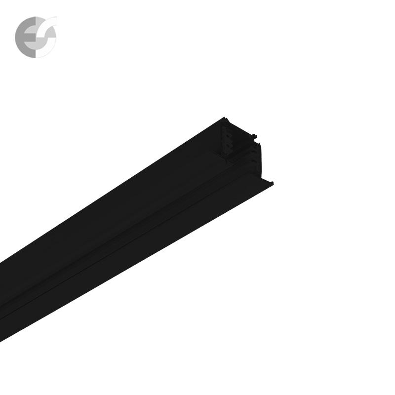 LINK TRIM, 4-линейна шина, 2 м., черно(188027)