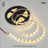 3528/60/4.8/WW/12/IP65 - Impermeability Banda LED 12V 3000K SMD 3528 4.8 W/m